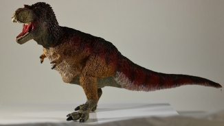"alt=""Wild Safari Feathered T-Rex"""