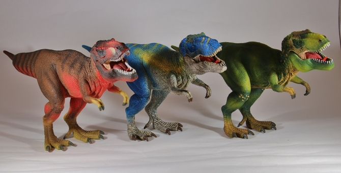 "alt=""Schleich T-Rex Colors"""