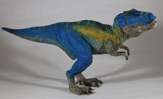 """alt=""""Schleich Blue T-Rex"""""""