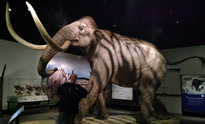 "alt=""Dave Fuentes Columbian Mammoth"