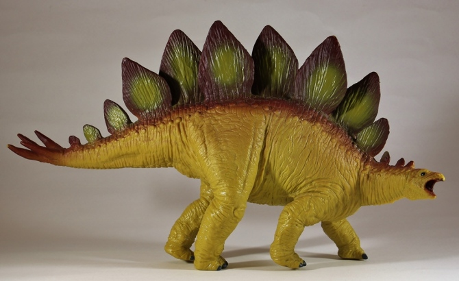 "alt=""Wild Safari Great Dinos Stegosaurus 1"""
