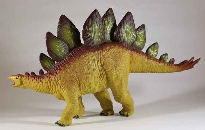 "alt=""Wild Safari Great Dinos Stegosaurus 2"""