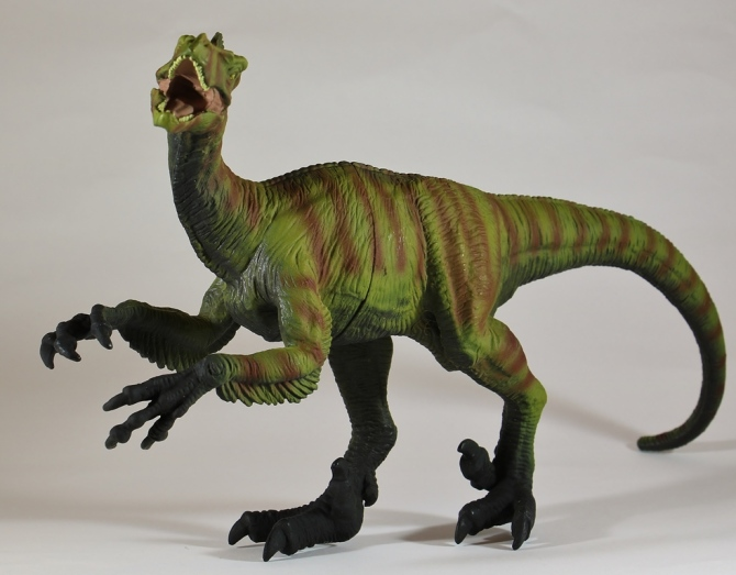 "alt=""Wild Safari Great Dinos XL Velociraptor 2"""