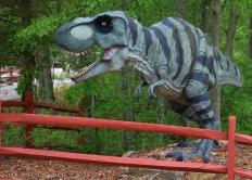 1 T-Rex 1