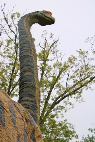 Brachiosaurus neck 2