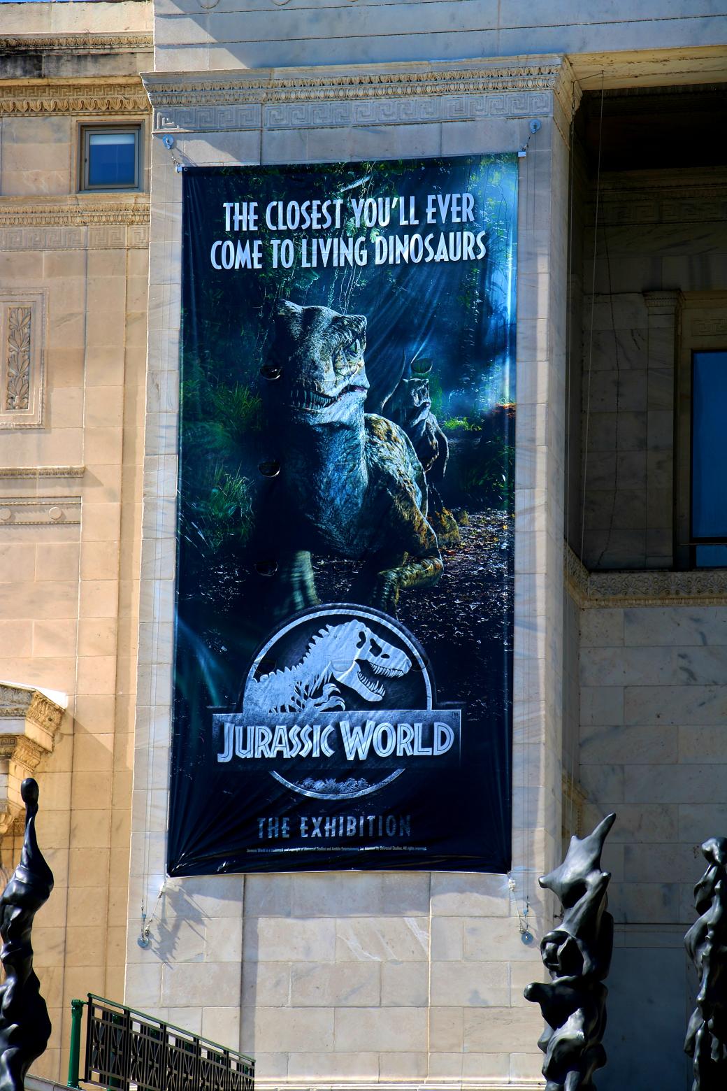 Natural History Museum Dinosaur Exhibition Tickets