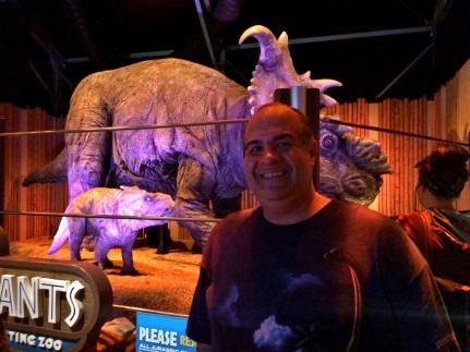 Pachyrhinosaurus Dave Fuentes