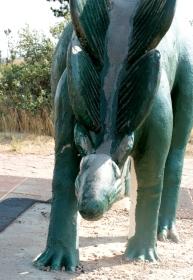 Dinosaur Park Stegosaurus 2