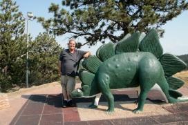 Dinosaur Park Stegosaurus