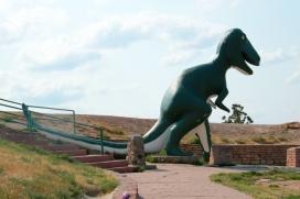 Dinosaur Park T-Rex 1