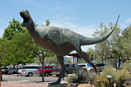 Dinosaur New Mexico 2
