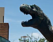 Dinosaur New Mexico 3