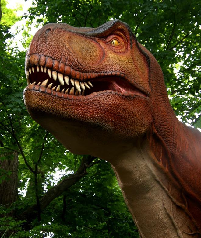 Milwaukee-Zoo-T-Rex