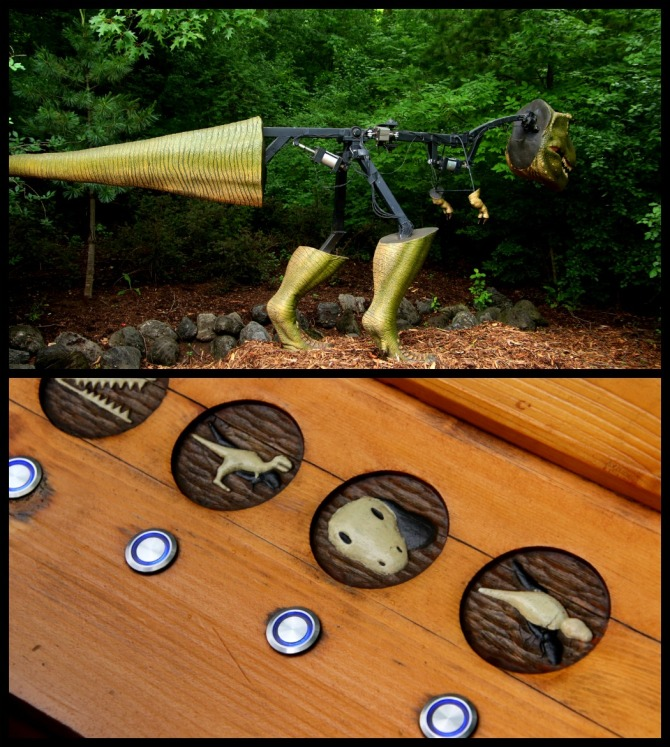 Remote-Dinosaur