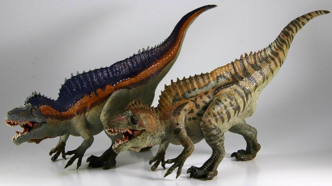 Papo 55062 DINOSAUR FIGURE Acrocanthosaurus
