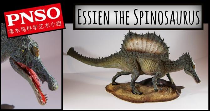 Essien Spinosaurus Banner