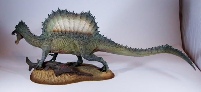 PNSO Spinosaurus Back