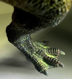 PNSO Spinosaurus Webbed foot